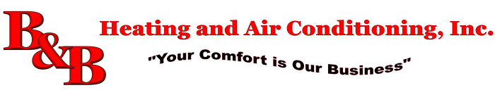 B & B Heating and Air Conditioning, Inc.